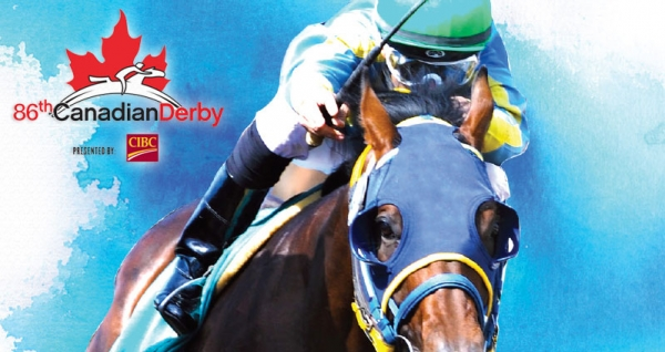 Road to the Canadian Derby - Purple Heaven and Twylla Bensmiller