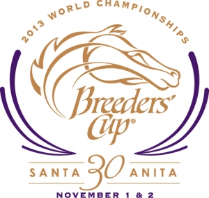 Post positions for Saturday's Breeders' Cup