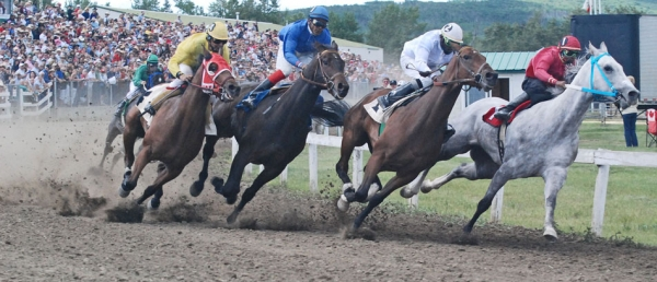 Canada Day Racing at Millarville