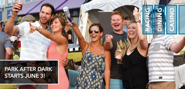 Park After Dark - Northlands Park's Friday Night Patio Party starts June 3!
