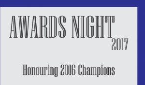 2017 ASHA Awards Night Winners