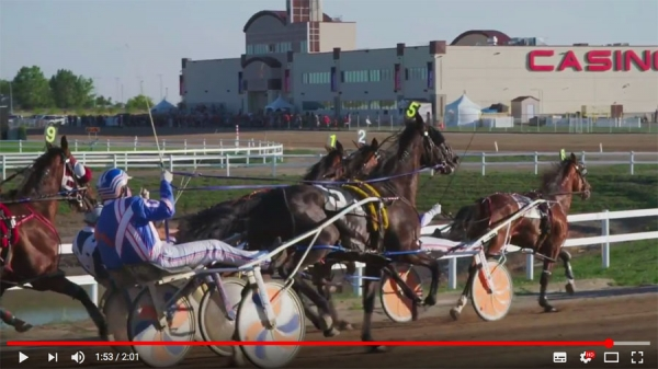 2018 Ralph Klein Stakes at Century Downs (video)