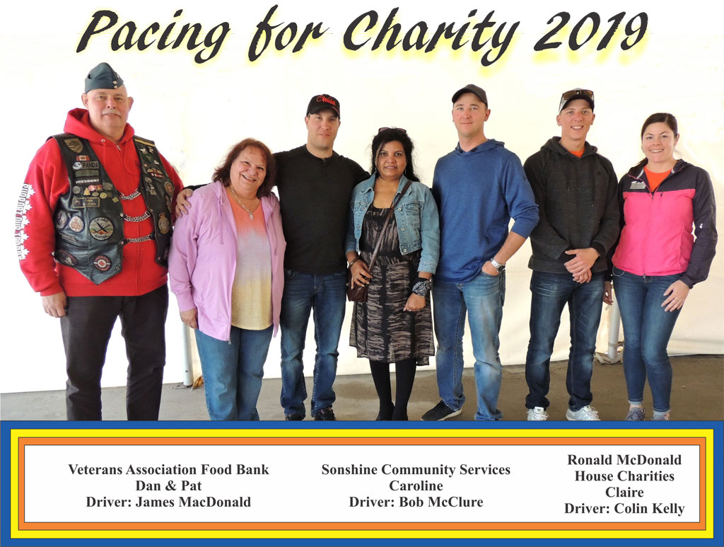 Pacing for Charity 2019
