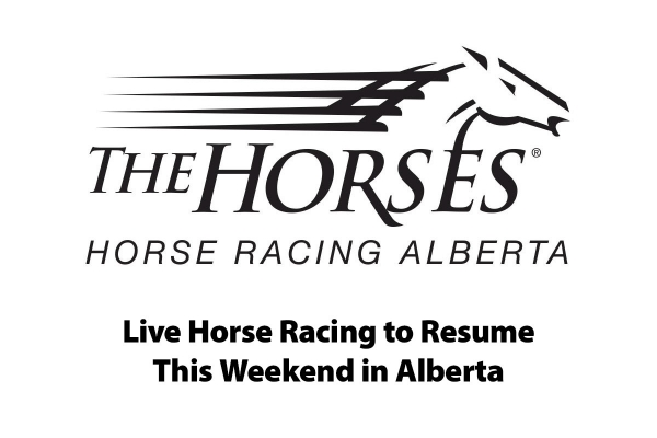 Live Horse Racing to Resume This Weekend in Alberta
