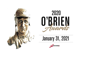 2020 O'Brien Finalists Announced - Moreau up for a record 8th Trainer of the Year Title