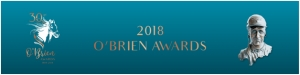 2018 O'Brien Winners Announced, Chris Lancaster wins Future Star Award