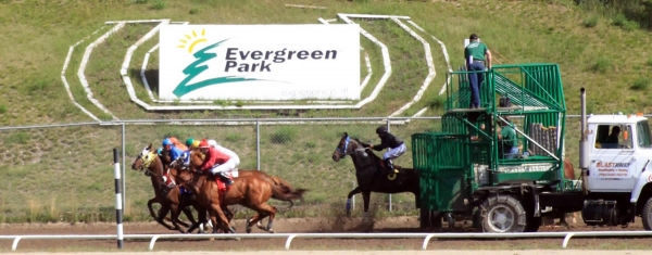 Alberta Derby sets record handle for Evergreen Park