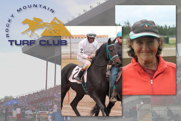 Trevor Simpson took away leading rider award and Nellie Pigeau picked up the leading trainer award