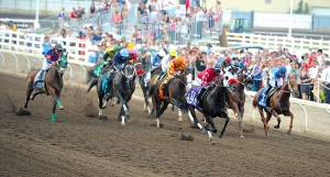 Thoroughbred racing returns to Northlands