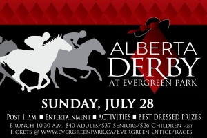 Eleven nominations for Alberta Derby