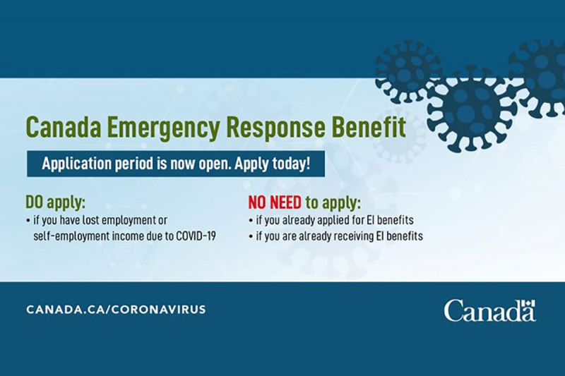 CERB Assistance for those impacted by COVID-19