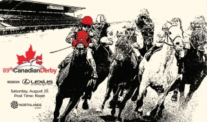 89th Canadian Derby video preview