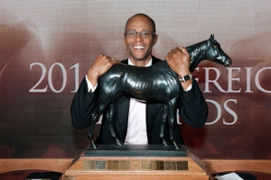 2014 Outstanding Jockey Patrick Husbands