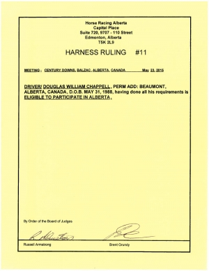 Ruling H011-2015