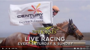 Century Mile Opening Feature (video)