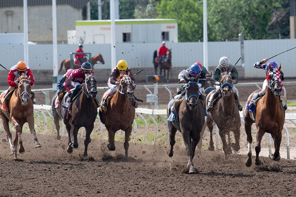 Trooper John and Born in a Breeze battle set for Journal Handicap