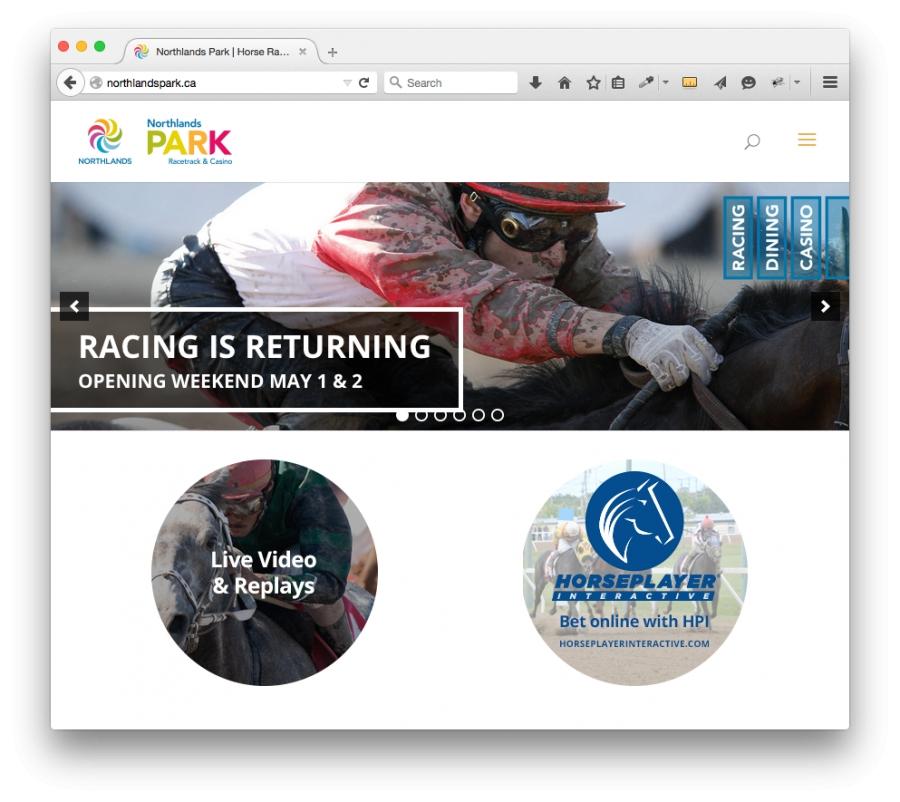 Northlands Park Live Racing